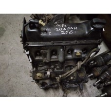 Двигатель ДВС Volkswagen Sharan 2.0 бензин 1998г.