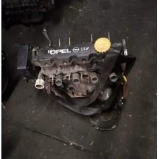 Двигатель ДВС Opel Meriva 1.6 бензин (8-клапанов)