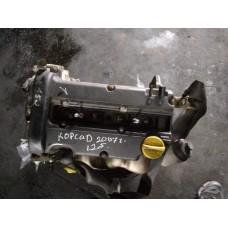 Двигатель ДВС Opel Corsa D 2007 1.2 бензин