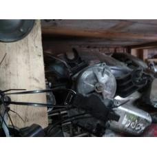 Моторчик заднего дворника Opel Corsa D