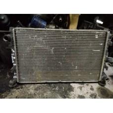 Радиатор охлаждения Ford Focus