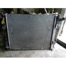 Радиатор охлаждения Opel Vivaro